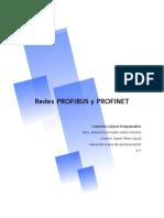 Redes Profibus y Profinet