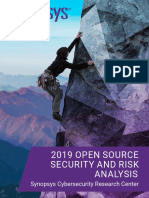 2019 Open source security and risk analysis