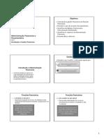 Slides Administração Financeira e Orçamentária