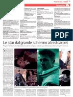 Mostra del cinema di Venezia, il programma