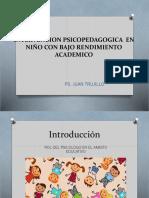 Intervencion Psicopedagogica Sobre El Bajo Rendimiento Academico en (1)