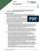 Milford Estuary Wairau Estuary Sediment Management 2015