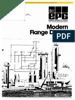 Modern Flange Design
