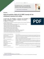 manejo de las oclusiones venosas de la retina.pdf