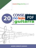 20 consejos para no lesionarte con la guitarra.pdf