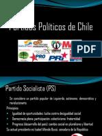 Partidos Políticos de Chile