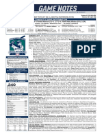 08.10.19 Game Notes