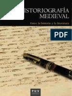 Jaume Aurell, La historiografía medieval