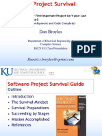 software project survival