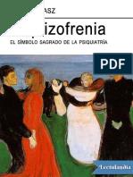 Esquizofrenia - Thomas Szasz (3)