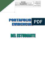 Gac.fo-34 Formato Para Caperta de Evidencia