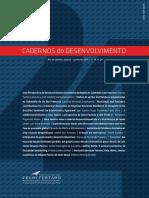 cadernos do desenvolvimento 2019