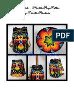 The Birds - Mochila Bag Pattern v3