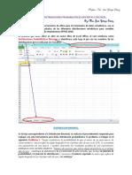Tutorial en Excel - Distribuciones Probabilisticas Discretas