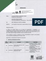 Informe Auditoría Arqueo de Caja Menor 2017 (1)