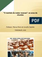 5. Aula História Do Brasil Contemporâneo 04.06.2018