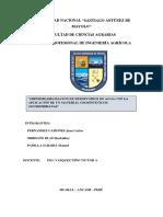 Impermeabilización de Reservorios Con Geomembrans