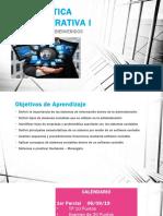 Informatica Administrativa I