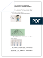 1ª Tarefa Online - 8ºano - Matemática - 3º Bimestre