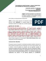 Casacion Laboral 18783 2018 Arequipa Legis.pe