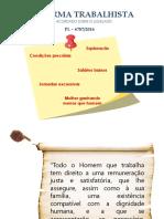 ReformaTrabalhista - INTRODUÇÃO