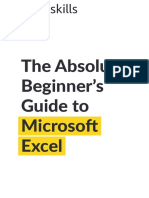 GoSkills Guide to Excel