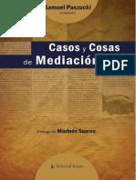 Copia de Casos y Cosas de MediaciA3n - Barmat, Norberto(Author)