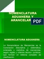 Nomenclatura Arancelaria