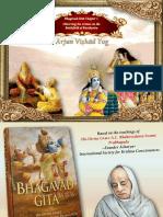 Chapter 01 Bhagavad Gita