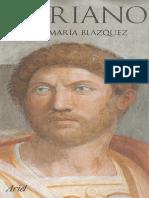 BLÁZQUEZ, José M. (2008), Adriano. Barcelona, Editorial Ariel (ocr, i).pdf