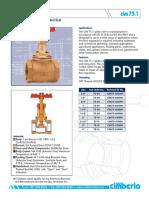 especificaciones técnicas tuberías para riego tecnificado