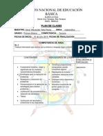 III UNIDAD Planificacion 2019 - Copia