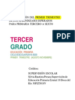 TERCER GRADO
