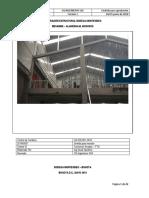 Memoria de Calculo Estructural Montevideo