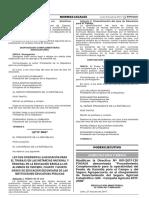 LEY QUE DIVERSIFICA LA EDUCACIÓN PARA EL TRABAJO ... LEY 30627.pdf
