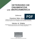 Biodeterioro de monumentos de Iberoamérica.pdf