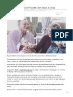 Segmental.com.Br-Entenda Previdência Privada Com Essas 5 Dicas