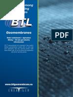 BTL Geomembranes