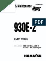 O&M 930E-2 A30156-A30180 CEAD006400.pdf