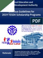 Omnibus Guidelines for 2019 TESDA Scholarship Programs.pptx