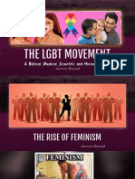 3.The LGBT Movement- Feminism and Homosexuality Influence on Fashion- Pants on Women and Skirts on Men