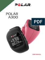 polar manual