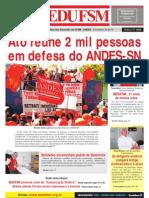 Jornal SEDUFSM Novembro 2010