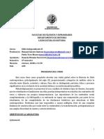 Programa Chile III