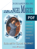 (Elisabeth Clare Prophet) - Destellos de sabiduria del arcangel Miguel
