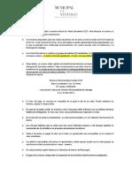 Ficha Inscripcion Visitas Educativas 2019