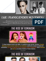 13. TRANSGENDER MEDICINE - Gender Identity and Sex Reassignment History