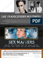 18. The TRANSGENDER Agender Failed- SEX MATTERS - How the LGBT Movement flunk the science test and Lost Touch  with  Facts, True Love, and Common Sense .pdf
