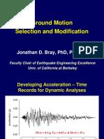 07-Bray Ground Motion Selection Mod-V2
