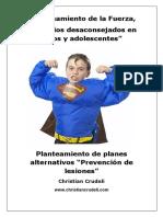 Entrenamiento de La Fuerza by Christian Crudeli